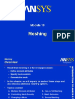 M10 Meshing