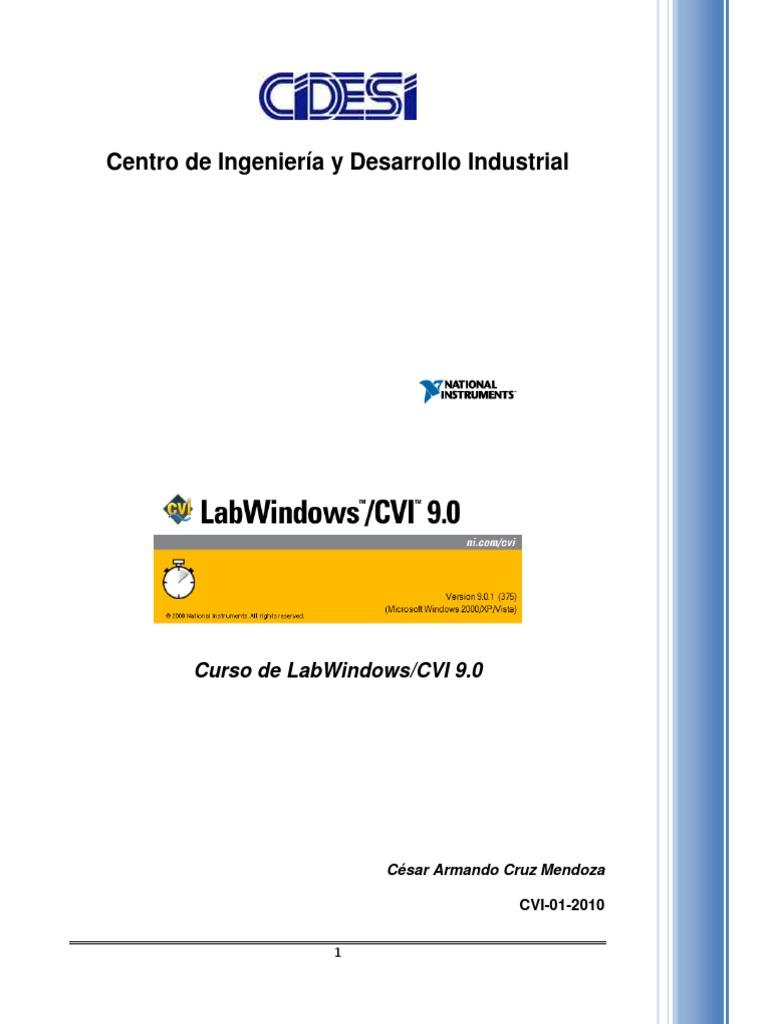 Curso de LabWindows CVI.pdf