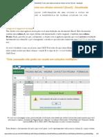 DANIEL FERNANDES_ Como Colar Dados Somente Em Células Visíveis_ (Excel) - Atualizado