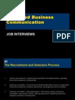 Unit 5 - Job Interviews