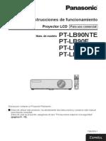Manual Video Beam Panasonic