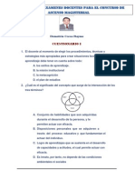 Simulacro de Examenes Para Concurso De Docentes Ccesa007