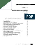 Avamar Compatibility and Interoperability Matrix