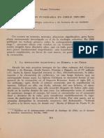 La Cremación Funeraria en Chile - Revista Historia Nº17 - 1982