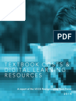 2015 Textbooks Costs & Digital Learning Resources | VCCS 2015 Final Report
