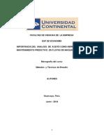 Analisis de Aceite Como Herramienta Dle Mantenimiento.docx Terminado