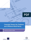 Concrete Towers for Onshore and Offshore Wind Farms