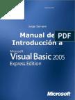 Manual de Introduccion a Visusl Basic 2005
