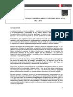 PLAN_DE_ACCION_AGA 2014 -2016 (Version Preliminar)