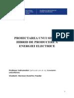 Herman Dumitru Proiectarea Unui Sistem Hibrid de Producere a Energiei Electrice