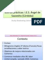 Buena Practica Ka2 IES Angel de Saavedra Cordoba