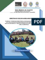 Informe Tecnico Pedagogico de Yuri Chalco