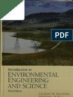 Ch. 1 Enviromental Engineering