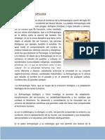 4.5.1 Qué Es Antropología