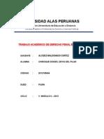 TRABAJO ACADEMICO DERECHO PENAL ESPECIAL II.docx