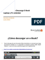 Procedimiento Descarga E Book