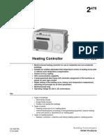 Heating Controller RVP320 10093 Hq En