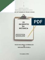 Os Incidentes da Instância.pdf