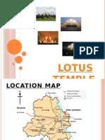 Lotus Temple case study