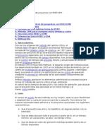 Planeación y Control de Proyectos Con PERT