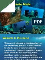 PADI Underwater Media Slides