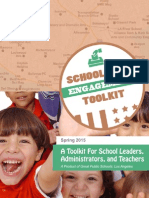 School Civic Engagement Toolkit (Spring 2015)