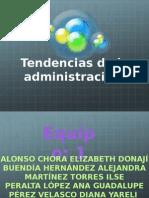 8av5_Equipo1_TEMA_ENFOQUES DE LA ADMINISTRACIÓN