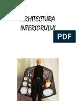 1-Arhitectura Interiorului. Introducerepptx