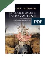 Michael Shermer - De Ce Cred Oamenii in Bazaconii (v1.0)