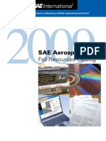 SAE Aerospace Fall Resources Catalog