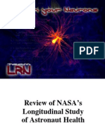 Committee on the Longitudinal Study of Astronaut Health, David E. Longnecker, Frederick J. Manning, Review of NASA's Longitudinal Study of Astronaut Health 2004