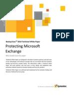 Backup Exec 2014_Exchange_White Paper