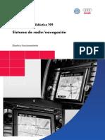 VW Radio-Navigation System MFD