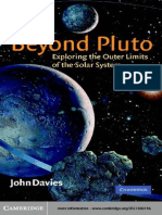 John Davies Beyond Pluto- Exploring the Outer Limits of the Solar System 2001