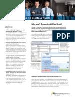 Microsoft Dynamics AX for Retail
