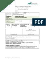 Carta Descriptiva Semio y Prope 15-2