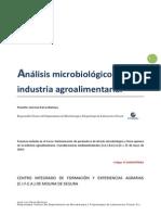 Analisis Microbiologico Industria Alimentaria_Memoria Ed2