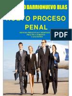 Libro Nuevo Proceso Penal Autor Dr. Fernando Barrionuevo Blas