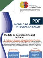 Modelo Atencion Integral Salud