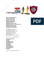 Copa Mercosur 2001