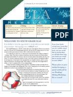 ela newsletter 14-15
