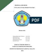 Bakso Ikan Tulang Lunak (proposal tugas technopreneurship))