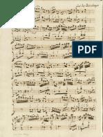 Kirnberger - Sonata 5