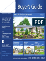Coldwell Banker Olympia Real Estate Buyers Guide January 24th 2015