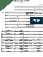 Concerti Delle Stagioni Inverno Fa Menor Op 8 n 4 Rv 297