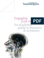 Academic Guide - Engaging Your Mind