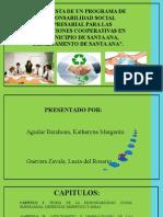 Presentacion Oficial Responsabilidad Social Empresarial
