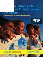 UNICEF LAC InversionPublica Dic2014