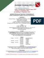 ortenburger open 2015 ausschreibung