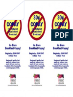 Copay Small Meals